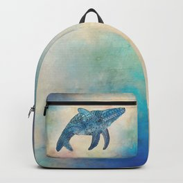 Baby Whale Backpack