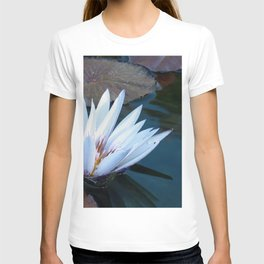 White Water Lilly T-shirt
