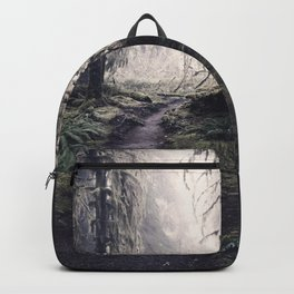 Magical Washington Rainforest Backpack