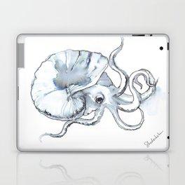 Paper Nautilus, Argonaut Laptop & iPad Skin