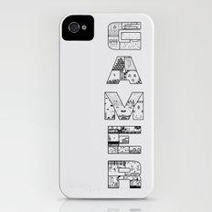 Gamer 2 iPhone (4, 4s) Slim Case