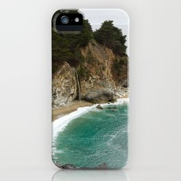 McWay Falls in Big Sur iPhone Case