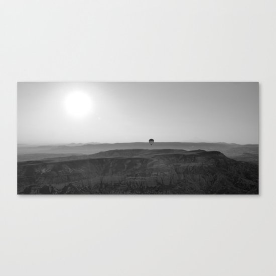 Open Ended Canvas Print