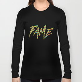 Fame Long Sleeve T-shirt