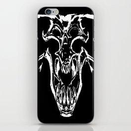 Tyrant Viking Skull iPhone Skin