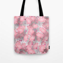 Pink Piggies Tote Bag