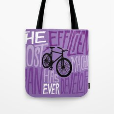 The Most Efficient Machine Tote Bag