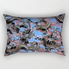 dragons 2 Rectangular Pillow