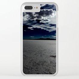 infinite Clear iPhone Case