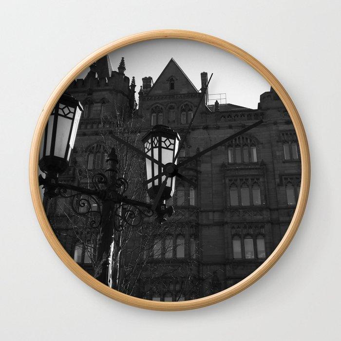 The Ocean Building, Belfast Wall Clock