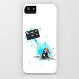 Marimonda iPhone Case