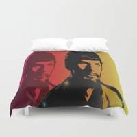 spock Duvet Covers featuring Spock by SVA🌺