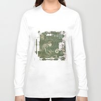 pixies Long Sleeve T-shirts featuring Pixies - Doolittle by NICEALB