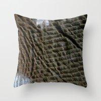 acid Throw Pillows featuring Acid by RaviusKiedn