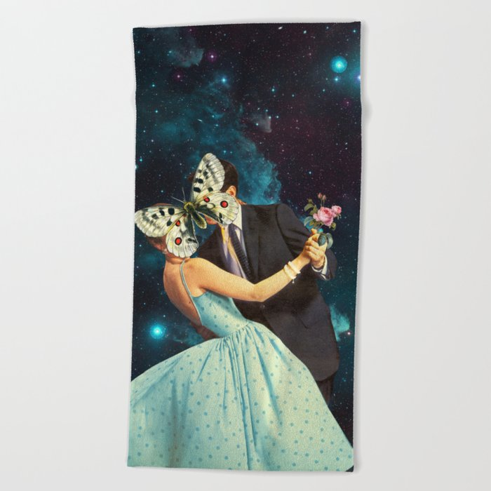 Butterflies, Part 2 Beach Towel