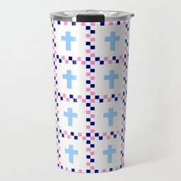 Christian Cross 44 Travel Mug