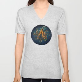 Underwater Dream IV Unisex V-Neck