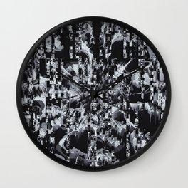 CTRL/CPTL Wall Clock