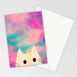cat 138 Stationery Cards
