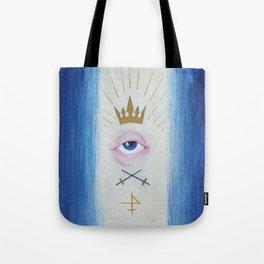 Illuminati : Gaze of Protection Tote Bag