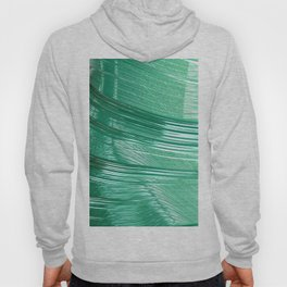Green Mystery Abstract Hoody