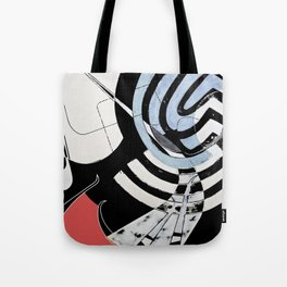 Night Owl Surfers Tote Bag