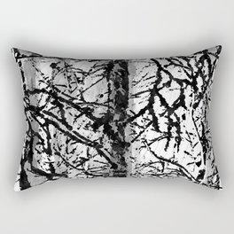 Birches Rectangular Pillow