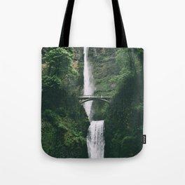 Multnomah Falls III Tote Bag