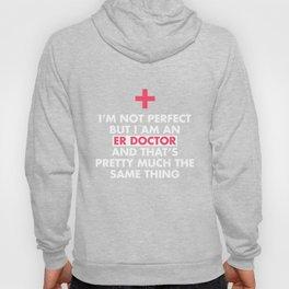 Emergency Room Doctor T Shirt Funny ER Physician Gift Shirt Hoody