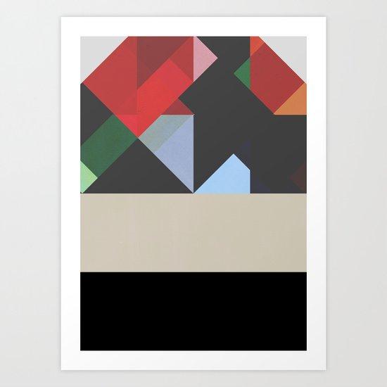 Prism 2 Art Print