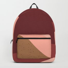 Shades of red Backpack