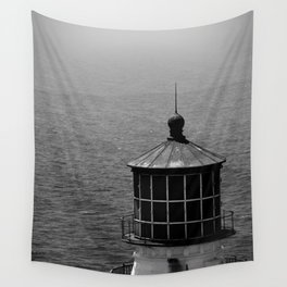 The Point Reyes Light House Wall Tapestry