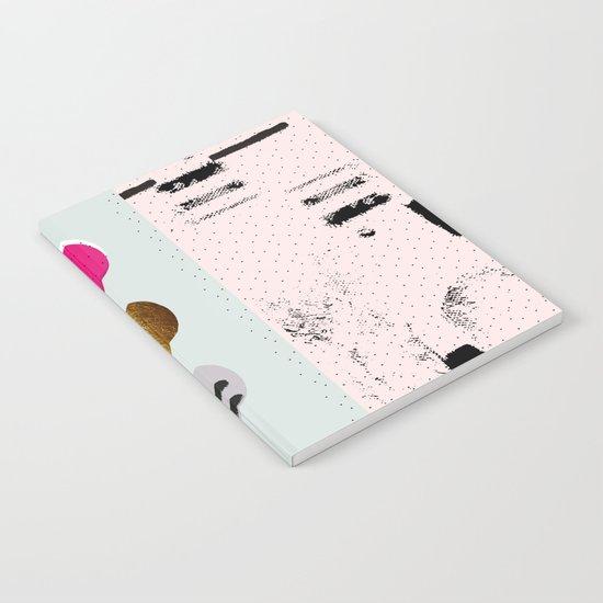 Pastel Hues Notebook