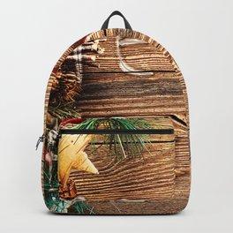MERRY CHRISMAS Backpack