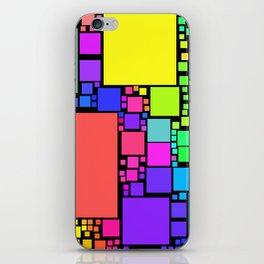 Everywhere Square 33 iPhone Skin