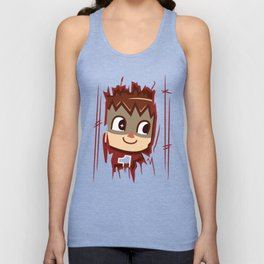 Heeeeere's..... the Villager! Unisex Tank Top