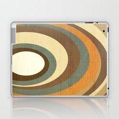 retro rings Laptop & iPad Skin
