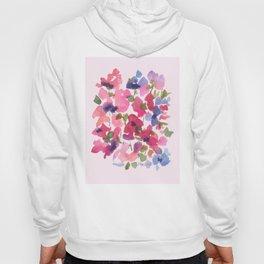 Monet's Rose Garden Hoody