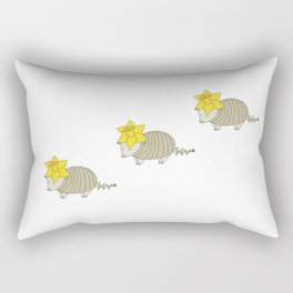 Daffodillo Rectangular Pillow