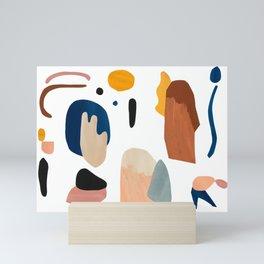 landscape architecture Mini Art Print