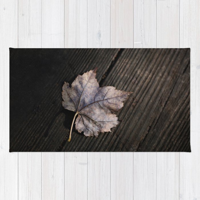 the lifelines of fall Rug
