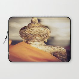 Buddha the other side  Laptop Sleeve