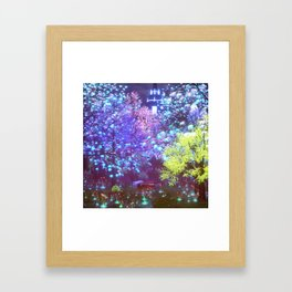 Before midnight Framed Art Print