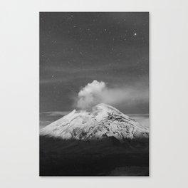 The warden of Mexico City Canvas Print