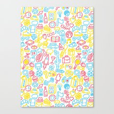 Galore Canvas Print