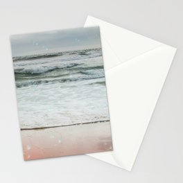 Beach Bubbles Stationery Cards