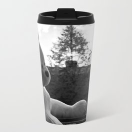 Hi Ted Metal Travel Mug