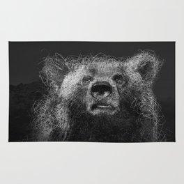 Sacred Bear Rug