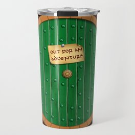 Out for an adventure Travel Mug