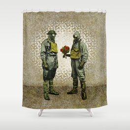 Contagious Love Shower Curtain